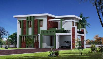firma Amenajari exterioare constructii